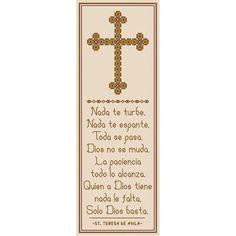 52 Mejores Imágenes De Sta Teresa De Jesús Faith Love Y Messages