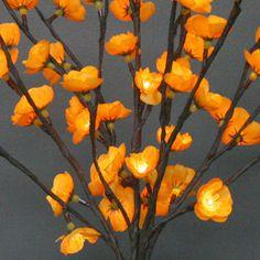 Amber Plum Light - Large by The Light Garden