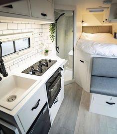 Campervan Conversions: Design Inspiration for Your Van Build - Two Wandering Soles