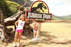 Movie site and jungle tours in Oahu