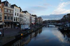 Leiden in Zuid-Holland