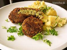 Brokolicové fašírky pečené v rúre (fotorecept) - recept | Varecha.sk 20 Min, Broccoli, Tasty, Vegetables, Kitchen, Cuisine, Cooking, Veggies, Veggie Food