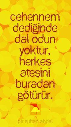 Pir Sultan Abdal : Cehennem dediğinde... - Anadolu Çınarları poster