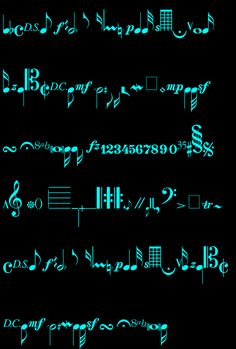 MUSICAL /FREE FONTS
