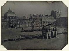 Palais de tulleries (1850's)