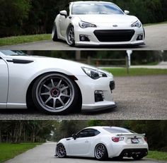 Subaru BRZ - i just fell in love with this car! A fren of mine just got this and took me out for a spin! Loveeeee