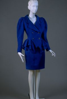 Suit Emmanuel Ungaro, 1986 The Philadelphia Museum of Art