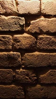 Old Brick Wall Texture #iPhone #5s #Wallpaper