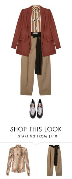 """Bez tytułu #1159"" by agniecha ❤ liked on Polyvore featuring Stella Jean, Marni, Chalayan and Sonia Rykiel"