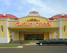 Casino Queen 200 Front St, East Saint Louis, IL