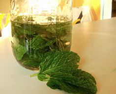 Homemade Mint Extract. This recipe works great in homemade candy recipes like gum drops. I let mine sit for 6 weeks.