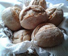 Rezept Dinkelbrötchen von steffie2406 - Rezept der Kategorie Brot & Brötchen