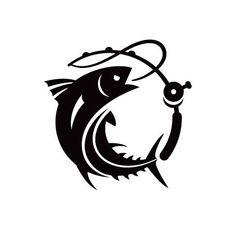 Items similar to Fish Silhouette Studio File on Etsy Silhouette Cameo Projects, Silhouette Design, Fish Silhouette, Scroll Saw Patterns, Cricut Creations, Fish Art, Vinyl Designs, Vinyl Projects, Logo Inspiration