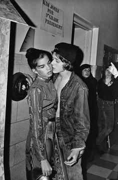 Nostalgic Portraits Of 1970s Rebel Youth Captured By High School Teacher