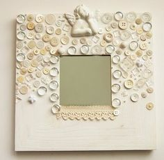 Espelho + Moldura + Botões