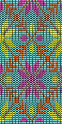 patroon mochila wayuu ster fair ilse