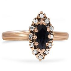 18K Yellow Gold The Harley Ring