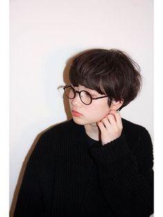 【新宿PENELOPE】ナチュラルマッシュショート! - 24時間いつでもWEB予約OK!ヘアスタイル10万点以上掲載!お気に入りの髪型、人気のヘアスタイルを探すならKirei Style[キレイスタイル]で。