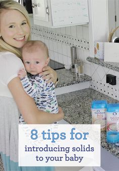 When it comes to having your baby start solids, helpful tips and guidance makes a big difference. See how Gerber® Infant Cereals from Walmart help pl… – Organics® Baby food Baby Health, Kids Health, Baby Cereal, Introducing Solids, Everything Baby, Baby Time, Baby Milestones, Baby Hacks, Kids And Parenting