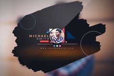 Youtube Banner Design, Youtube Design, Youtube Banners, Create Your Own, Create Yourself, Social Link, Graphic Design Posters, Color Change, Videos