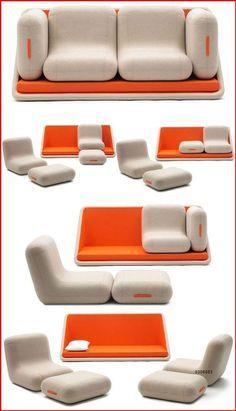 Multifunctional Furniture, Modular Furniture, Sofa Furniture, Rustic Furniture, Furniture Plans, Modern Furniture, Furniture Design, Furniture Dolly, Furniture Online
