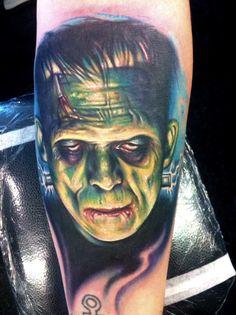 Paul Acker | Deep Six | Deep Six Laboratory | Philadelphia Tattoo Studio | Paul Acker | Megan Massacre | Dan Henk | Pastor | Tom Taylor | Jason Maybruck | Shlak | Philly Tattoo Shop - Part 3