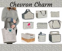 Thirty one chevron charm Thirty One Fall, Thirty One Totes, Thirty One Gifts, Thirty One Organization, 31 Party, Thirty One Business, Thirty One Consultant, 31 Gifts, 31 Bags