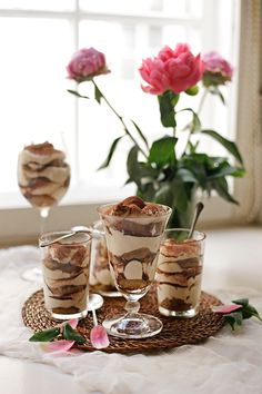 So simple that even a child can make it… Of a wonderful airy texture that everybody loves… Tiramisu! There are two versions of this dessert in this post. I simply couldn't decide which one I like better, so there's a classic version and an alternative one in a glass. For those of you who likeContinue Reading