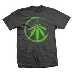 Peaceful Pot Men's T-shirt