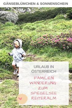 Über Stock und Stein zum Spiegelsee   Reiteralm Wandern in Österreich Wanderausflug Steiermark Urlaub it Kindern