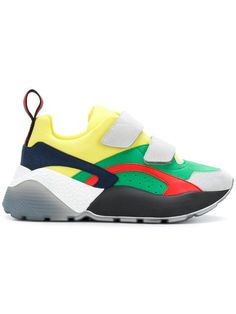 5b9f83c4f Shop Stella McCartney Eclypse colourbock sneakers Sneakers Multicolor,  Colorful Sneakers, Colorful Shoes, Stella