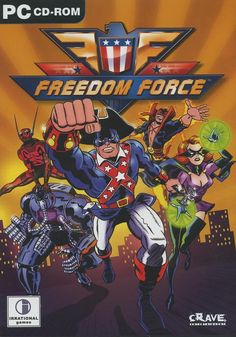 Freedom Force PC