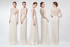 Santos Costura vestido de novia