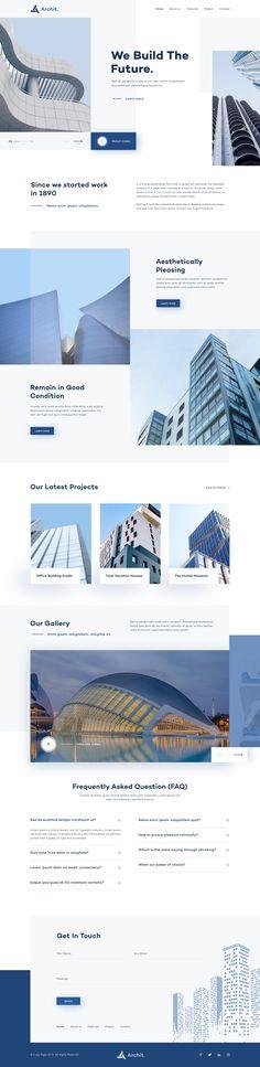 Website Design Layout, Web Layout, Website Design Inspiration, Layout Design, Ui Ux Design, Page Design, Webdesign Inspiration, Modern Website, Design Reference