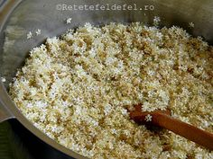 dulceata din flori de soc 012 Preserving Food, Preserves, Pickles, Grains, Food And Drink, Sweets, Canning, Recipes, Gardening