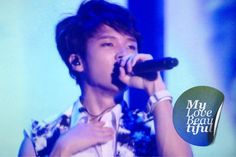 Twitter / mylove_wh: 130809 One Great Step 우현 ...