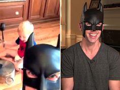 26 Best Batdad Images Batdad Vine Batgirl Costume Batman