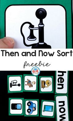 Your students are going to LOVE using this Then and Now sort freebie! Perfect for working on social studies skills in your early learning classroom. social studies Then and Now Sort Printable Preschool Social Studies, Social Studies Classroom, Physics Classroom, Kindergarten Freebies, Kindergarten Lessons, School Lessons, Common Core Standards, Sight Words, Social Studies Notebook
