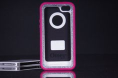 iPhone 5C Otterbox Defender Case  Pink/Silver by 1WinR, $48.99