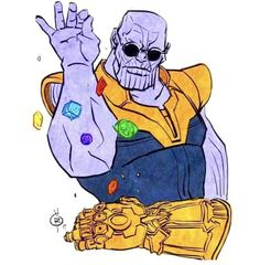 When you need to add more infinity stones to your gauntlet to make it juuuust right