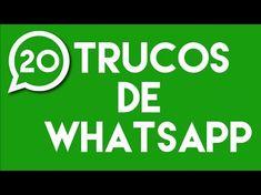 20 Trucos y Tips que Desconocías de WhatsApp
