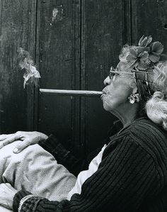 Cigar Woman, Havana, Cuba