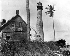 Awesome Photos of Florida 100 Years Ago Old Florida, Vintage Florida, State Of Florida, Florida Keys, Florida Beaches, Cape Florida Lighthouse, Florida Pictures, Beach Pictures, St Augustine Lighthouse