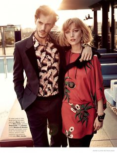 Marie Claire Netherlands January 2015 – The January 2015 issue of Marie Claire…