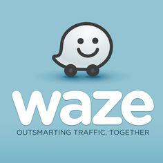 Kostenlose Gemeinschaftsbasierte Mapping, Verkehrs & Navigations-App