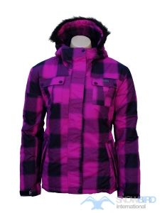 XTM Brittany Jackets Candy Plaid