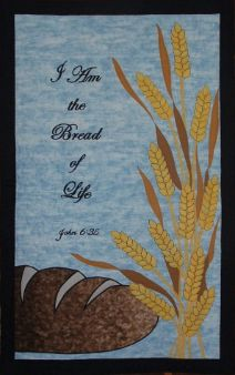 I Am the Bread of Life - Full Size Pattern (Pattern Only)