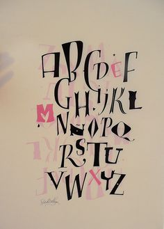 New Poster by letrerias, via Flickr