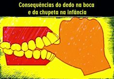 Consequências do dedo na boca e da chupeta na infância | Odonto-TV