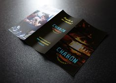 Chabón | Folder - Material de apresentação desenvolvido pra uma pancheria que tem como proposta trazer o sabor e o charme uruguaio pra capital gaúcha, em formato de food truck. Eita job gostoso!